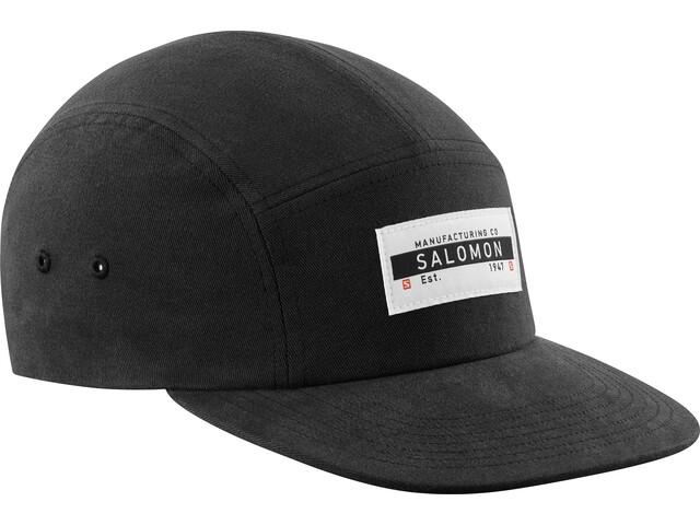 Salomon Five P Cap Men, black/black